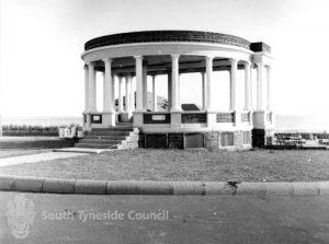 The original temple