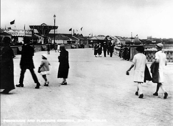 Frankies in 1920